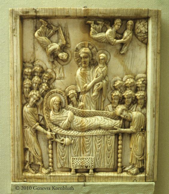 Dormitio Virginis - 11 secolo - Hermitage